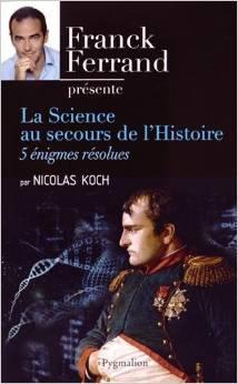 Couverture Science au secours de l'histoire