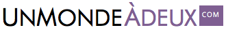 Logo UnMondeÀDeux