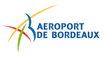 Logo aéroport de Bordeaux Mérignac